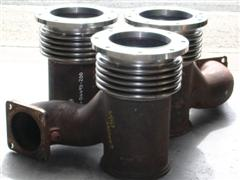 High Temperature Exhaust Stainless Steel Expansion Joints